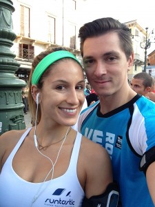 Cangrande Half Marathon pre race