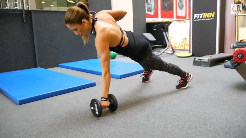 renegade row with weights