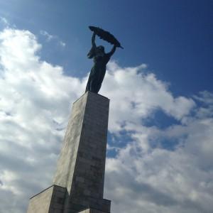 Gellert Hill Statue Budapest